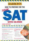 How to Prepare for the NEW SAT with CD-ROM Cover Image