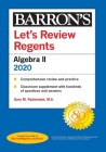 Let's Review Regents: Algebra II 2020 (Barron's Regents NY) Cover Image