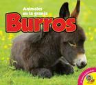 Burros = Donkeys (Animales en la Granja) Cover Image