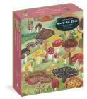 Nathalie Lété: Mushrooms 1,000-Piece Puzzle (Artisan Puzzle) Cover Image