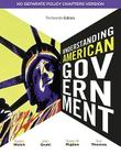 Understanding American Government: No Separate Policy Chapters Version Cover Image