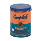 Andy Warhol Soup Can Orange 300 Piece Puzzle Cover Image