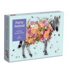 Party Animal 750 Piece Shaped Puzzle Cover Image