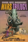Mars Trilogy: A Princess of Mars/The Gods of Mars/The Warlord of Mars Cover Image