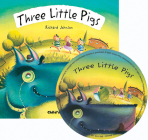 Three Little Pigs [With CD] (Flip-Up Fairy Tales) Cover Image