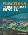 Functions in Free-Format RPG IV Cover Image