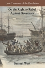On the Right to Rebel Against Governors Cover Image