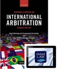 Redfern and Hunter on International Arbitration (Paperback and Ebook) Cover Image