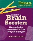 Ultimate Grab a Pencil Book of Brain Boosters Cover Image