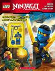 Attack of the Sky Pirates (LEGO Ninjago: Activity Book with Minifigure) Cover Image