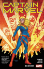 Captain Marvel Vol. 1: Re-Entry Cover Image