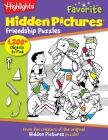 Friendship Puzzles: From the creators of the original Hidden Pictures® puzzle! (Highlights(TM) Hidden Pictures®) Cover Image