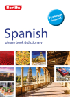Berlitz Phrase Book & Dictionary Spanish (Bilingual Dictionary) (Berlitz Phrasebooks) Cover Image