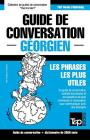 Guide de conversation Français-Géorgien et vocabulaire thématique de 3000 mots (French Collection #128) Cover Image