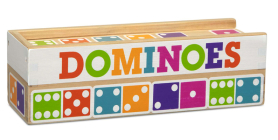 Dominoes Cover Image