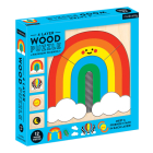 Rainbow Friends 4 Layer Wood Puzzle Cover Image