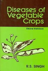 Diseases of Vegetable Crops Cover Image