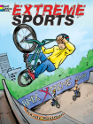 Extreme Sports (Dover Coloring Books) Cover Image