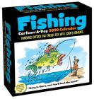 Fishing Cartoon-A-Day 2020 Calendar Cover Image