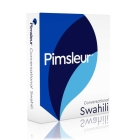 Pimsleur Swahili Conversational Course - Level 1 Lessons 1-16 CD: Learn to Speak and Understand Swahili with Pimsleur Language Programs [With CD Case] (Pimsleur Conversational) Cover Image