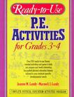 Ready-To-Use P.E. Activities for Grades 3-4 Cover Image