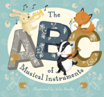 The ABC of Musical Instruments Cover Image