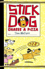 Stick Dog Chases a Pizza Cover Image