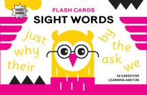 Bright Sparks Flash Cards - Sight Words Cover Image