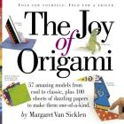 The Joy of Origami [With 100 Sheets of Origami Paper] Cover Image