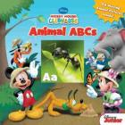 Mickey Mouse Clubhouse Animal ABCs Cover Image