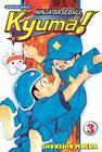 Ninja Baseball Kyuma!, Volume 3 Cover Image