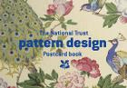 National Trust Pattern Design Postcard Book Cover Image
