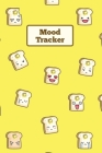 Mood Tracker: Daily Keep Track Mental Health Journal, Can Help Record Anxiety, Depression, Triggers, Emotions, Every Day Thoughts & Cover Image