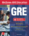 McGraw-Hill Education GRE 2020 Cover Image