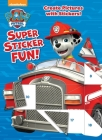 PAW Patrol Super Sticker Fun! (Paw Patrol) Cover Image