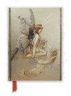 Goble: Pretty Set of Wings (Foiled Journal) (Flame Tree Notebooks #44) Cover Image