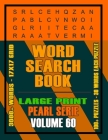 Word Search Book: Selected Words, Large Print, Adults, High Definition Cover Image