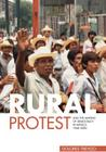 Rural Protest and the Making of Democracy in Mexico, 1968-2000 Cover Image