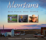 Montana: Real Place, Real People Cover Image