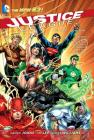Justice League Vol. 1: Origin (The New 52) Cover Image