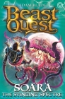 Beast Quest: 96: Soara the Stinging Spectre Cover Image