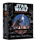 The Complete Skywalker Saga: Little Golden Book Library (Star Wars) Cover Image