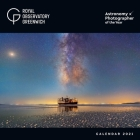 Royal Observatory Greenwich - Astronomy Photographer of the Year Wall Calendar 2021 (Art Calendar) Cover Image