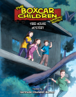Tree House Mystery (The Boxcar Children Graphic Novels #8) Cover Image