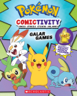 Pokémon Comictivity: Galar Games: Activity book with comics, stencils, stickers, and more! Cover Image