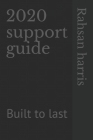 2020 support guide: Built to last Cover Image