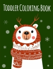 Toddler Coloring Book: An Adult Coloring Book with Fun, Easy, and Relaxing Coloring Pages for Animal Lovers (Art for Kids #2) Cover Image
