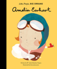 Amelia Earhart (Little People, Big Dreams) Cover Image