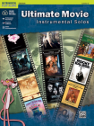 Ultimate Movie Instrumental Solos: Clarinet, Book & CD Cover Image