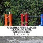 Weather and Seasons Learning Book for Children Cover Image
